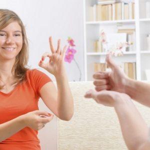 İşaret Dili Sertifika Programı